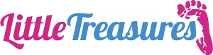 Little Treasures logo.